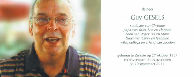 Guy Gesels